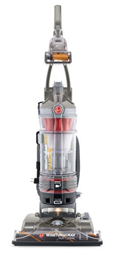 Hoover Vacuum Cleaner WindTunnel MAX Pet Plus Multi-Cyclonic Corded Bagless Upright Vacuum - Hair Hoover Pet