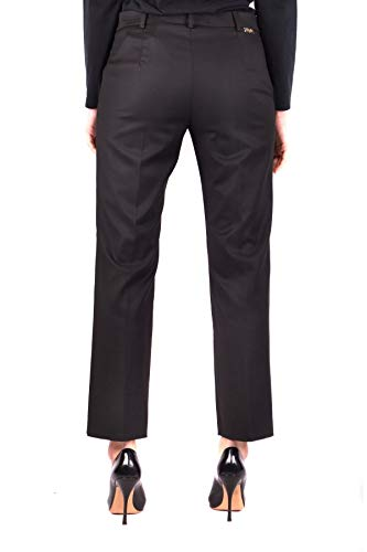 Poliéster Mcbi32597 Negro Blugirl Mujer Jeans qUAAfw