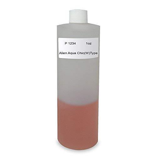 Scented Perfume Alien (1 oz, - Bargz Perfume - p 1234 alien aqua chic Body Oil For Women Scented Fragrance)