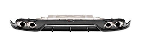 Akrapovic 16-17 Porsche 911 Turbo/Turbo S (991.2) Rear Carbon Fiber Diffuser - High Gloss