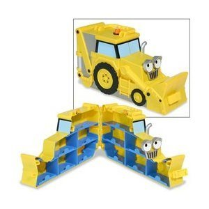 Amazon take along bob the builder scoop carry case by take along bob the builder scoop carry case by learning curve sciox Images