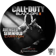 Price comparison product image Call of Duty Black Ops II: Carry On (Record Store Day 2013) [Picture Disc]