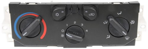 ACDelco 15-73870 GM Original Equipment Heating and Air Conditioning Control Panel ()