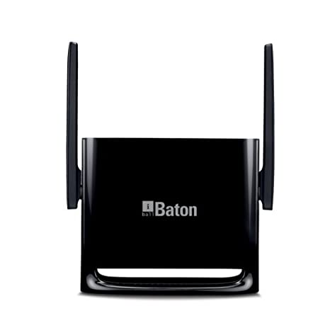 iBall iB WRA300N3GT Wireless ADSL2 Router Routers  Computers   Accessories