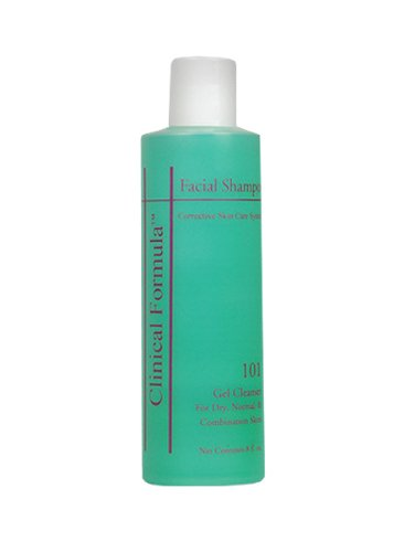 Clinical Formula Facial Shampoo 8oz.