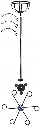 Erva CGHH Container Hummingbird Pole with Basket & Hooks by Erva