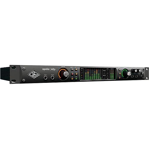 - Apollo x8p Thunderbolt 3 Audio Interface