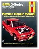 BMW 3 Series 1992 thru 1997 Haynes Repair Manual