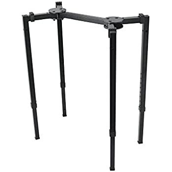 Amazon Com On Stage Heavy Duty Mixer Or Keyboard Stand