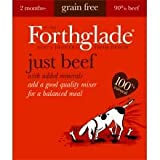 Forthglade Natural Menu Beef (18 x 395g)