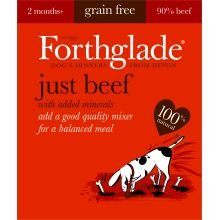 Forthglade Natural Menu Beef (18 x 395g) by Forthglade
