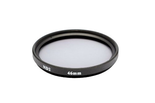 Gadget Career 46mm Neutral Density ND2 Filter for for 7artisans 12mm F2.8 by Gadget Career