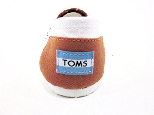Toms Mens Classic Slip-on Black Stripe