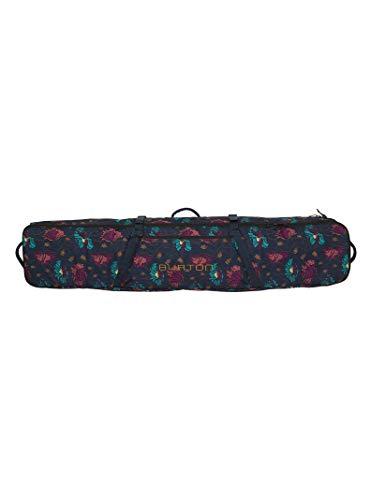- Burton Wheelie Board Case Snowboard Bag, Bona Flora Print, 156 cm