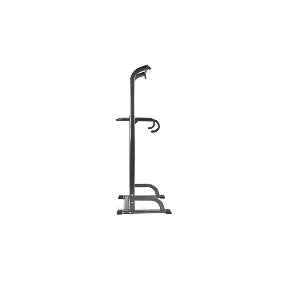 Oanon Full Body Power Tower Adjustable Power Tower Strength Power Tower Fitness Workout Station (Basic Version)