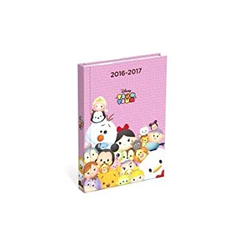 Lannoo 1 Agenda Journalier Rigid - Visual Disney Tsum Tsum ...