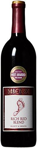 Barefoot Cellars California Rich Red Blend Wine 750mL