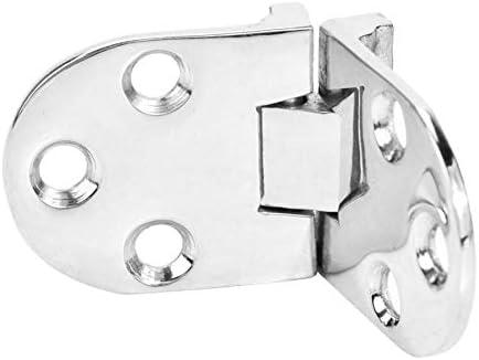 Door Hinges Stainless Steel Hinge Integrated Mirror Polishing Household Installing Tool 66x30mm Hinge Mechanism