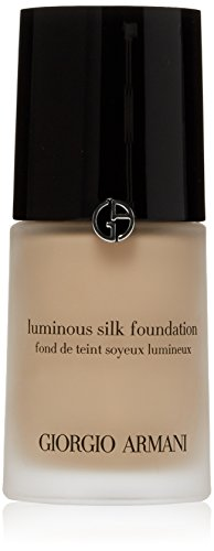 Giorgio Armani Luminous Silk Foundation, No. 2 Ivory, 1 Ounce