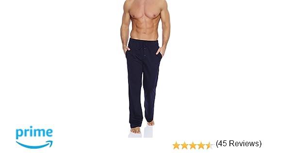 Cornette Hombre Pantalones de Pijamas Ropa CR-691: Amazon.es: Ropa y accesorios