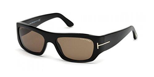 glanz FT0593 schwarz Sonnenbrille Ford Tom TBxIqfB7