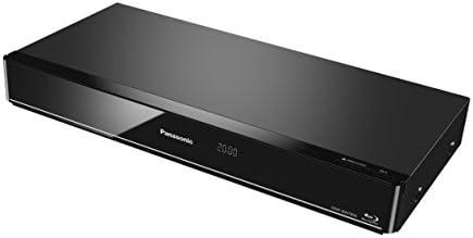 Panasonic DMR-BWT850EC - Grabador y Reproductor de BLU-Ray (Full HD, 3D, Escaldo 4K, Wi-Fi Incorporado, Disco Duro de 1 TB, Graba Tus Programas Favoritos, TV Anywhere, Grabación Remota) Negro: BLOCK: Amazon.es: Electrónica