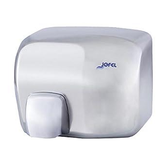 Jofel AA92000 - Secamanos Íbero Óptico, Inox Brillo, 2000W: Amazon.es: Industria, empresas y ciencia