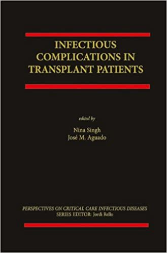 Infectious Complications in Transplant Recipients (Perspectives on Critical Care Infectious Diseases)