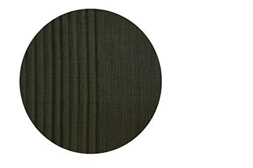 POYET MOTTE Couvre-Lit Taupe 100/% Coton Gamme Ottoman 250 x 250 cm avec 2 Taies