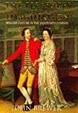 Front cover for the book The Pleasures of the Imagination: English Culture in the Eighteenth Century by John Brewer