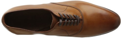 Allen Edmonds Men's Carlyle Oxford,Walnut,10 3E US