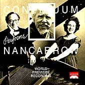 Nancarrow Orchestral, Chamber & Piano Music by Music Masters Jazz