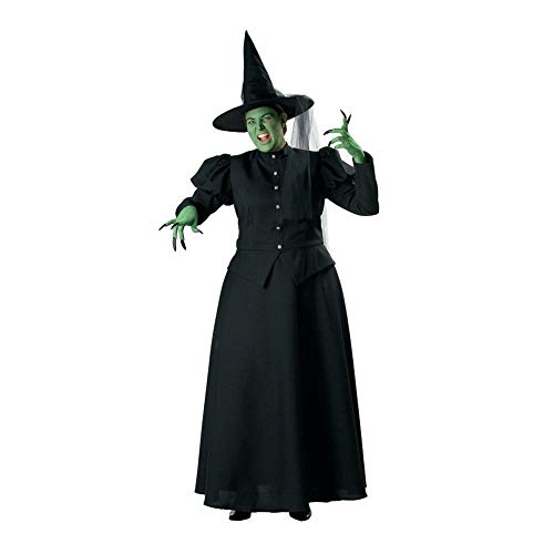 Witch Adult Costume - Plus Size 2X]()