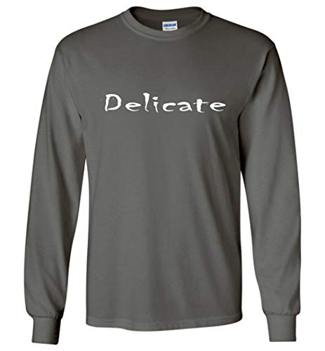 CLOTHINGFORFUN Funny Taylor Delicate Long Sleeve Adult and Youth Size -