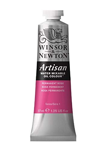 Winsor & Newton Artisan Water Mixable Oil Colours permanent rose 37 ml 502