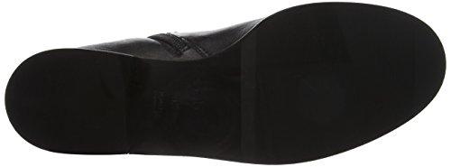 Gabor Sport Schw Micro Sschw Mujer para Botas Negro Comfort Shoes TUqErT