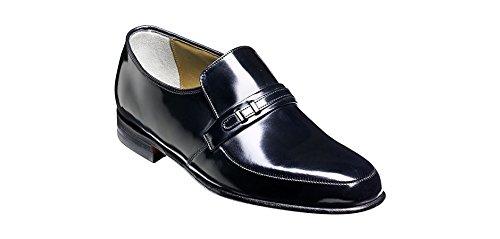 Stil: Barker Schuh Campbell Hi-Glanz-Schwarz