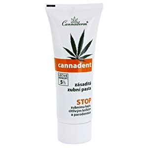 Toothpaste with Hemp Bio Oil