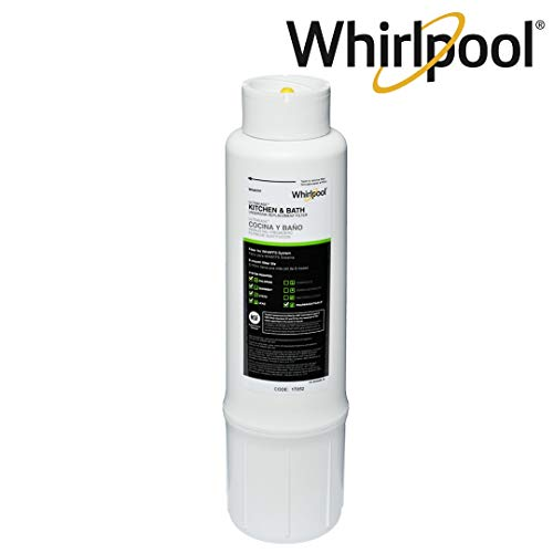 Whirlpool WHAFFF Water Filter, White (Best Bath Water Filter)