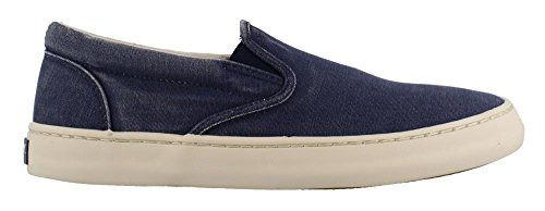 Sperry Men's, Cutter Slip on Shoes (12 M, Navy)