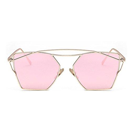 Fashion Cateye Classic Sunglasses for Womens and Mens Flash Mirror - Sunglasses Men Costco
