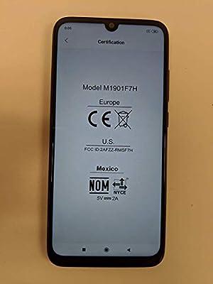 "Xiaomi Redmi Note 7 (64GB, 4GB) 6.3"" Display, 48MP + 5MP AI Dual Rear Camera, Dual SIM GSM Factory Unlocked (US + Global 4G LTE Model)"