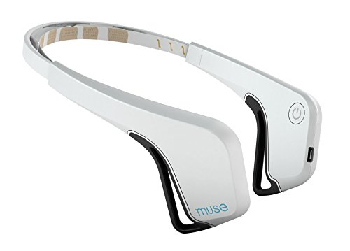 (Muse: The Brain Sensing Headband, White)