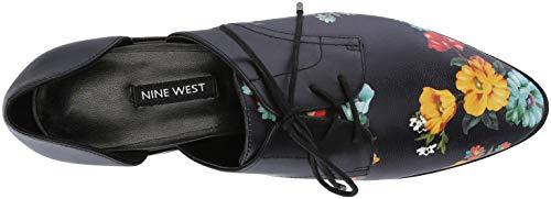 West Watervelt Leather Women's Black Oxford Nine Multi 7wfOdxO