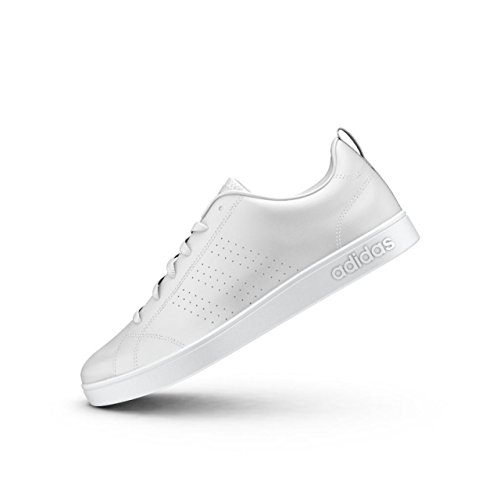 para Mujer Blanco Vs Clean Advantage Adidas Zapatillas wqnIPZna