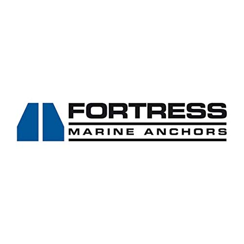 Fortress Guardian G-7 Anchor 4 Lbs For Boats 17/'-22/' G-7