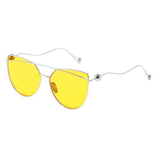 Female C Fashion E Female Edgy Des Soleil Sport soleil Retro Femme de Style de Couleur lunettes Lunettes Harajuku x6qaz
