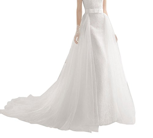 Peacock-Princess-2M-Wedding-Dress-Train-Removable-Costume-Party-Skirt