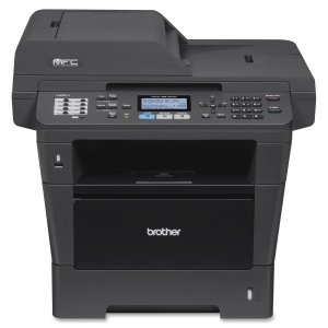 Brother MFC-8910DW Laser Multifunction Printer - Monochrome
