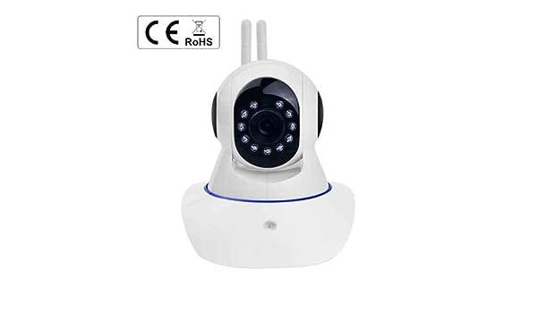 Cámara IP Interior,cámara inteligente,2-Vias Audio,Cámara de Vigilancia ip,Instalar Fácil,IR Control Remoto,2 Vías de Audio,ONVIF 2.0,IR-Cut,Control Remoto ...